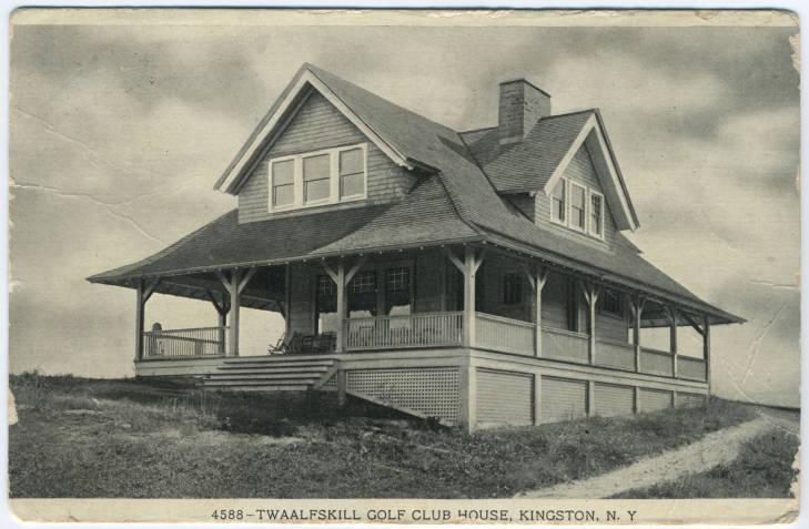 Old Twaalfskill Clubhouse