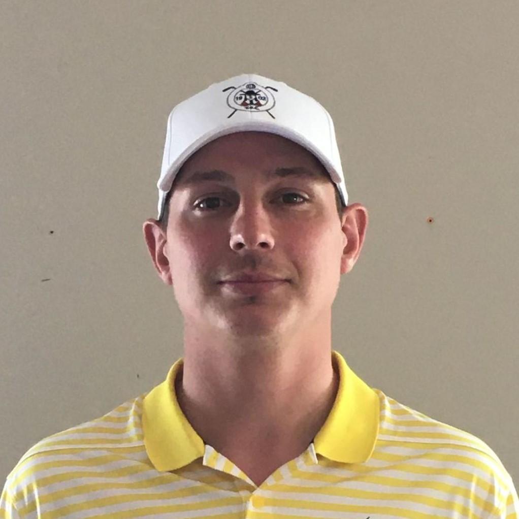 Golf Pro Andrew DeForest